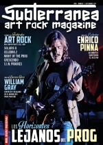 El número 1 de la revista Subterranea Art Rock disponible¡¡