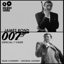 Fila9 3x19 - Especial James Bond 007 (Parte 1)