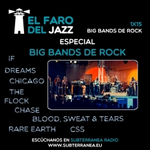 El faro del jazz - 1x15 - Big Bands de Rock